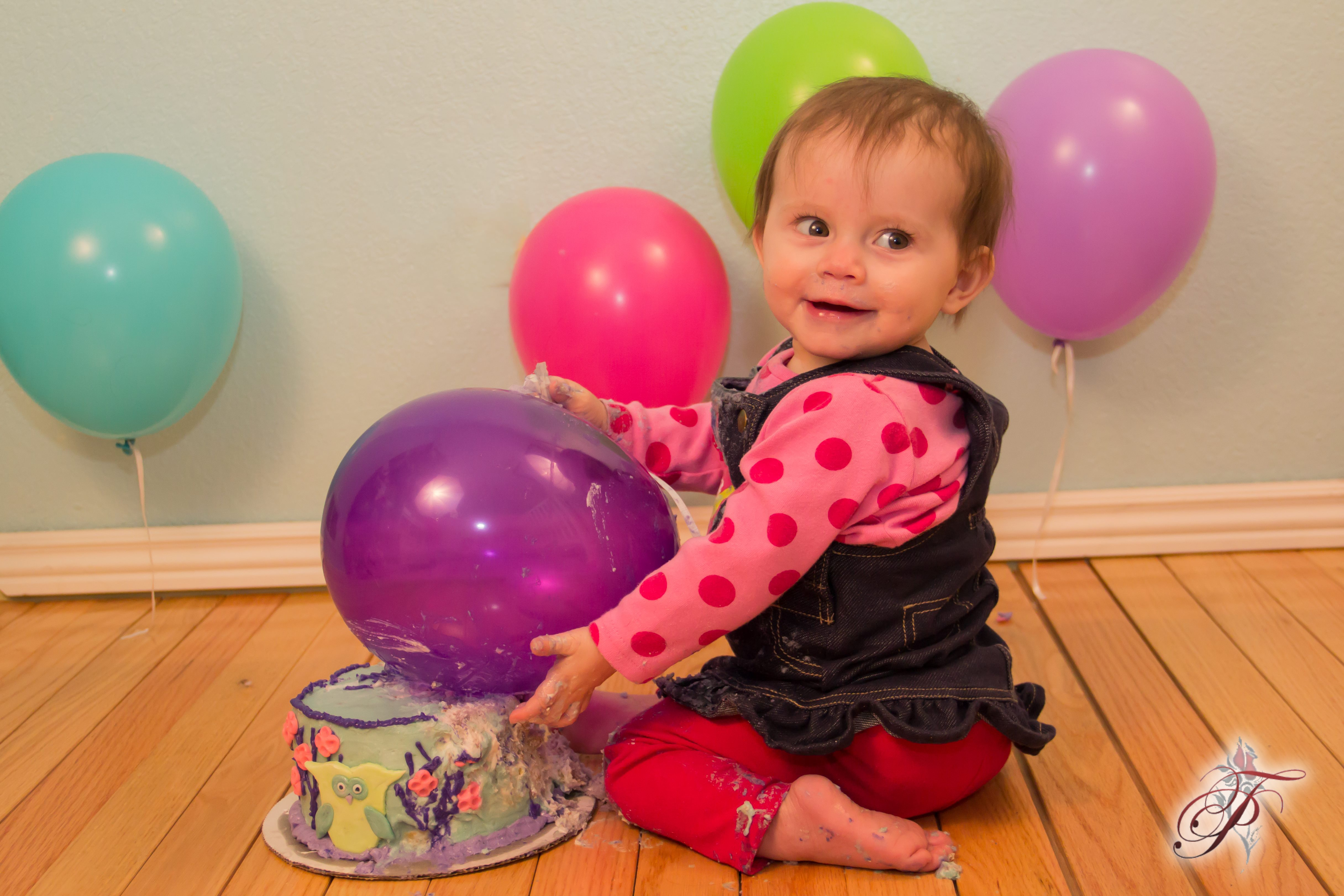 For more information on first birthday/cake smash sessions in the ...