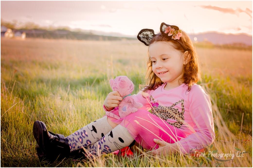 Westminster Colorado children's photographer